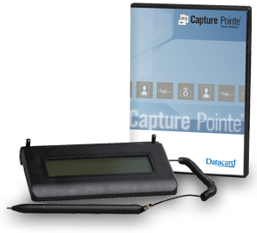 Datacard Signature Pointe