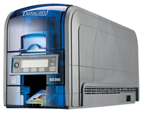 Imprimanta Datacard SD260 duplex automat