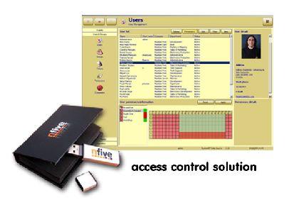 Software Securizare Accessfive