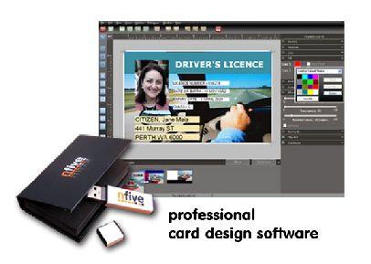 cardfive software personalizare