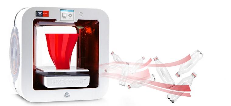 3D Systems Ekocyle Cube